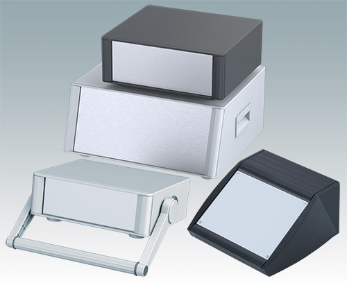 Electronic instrument enclosures