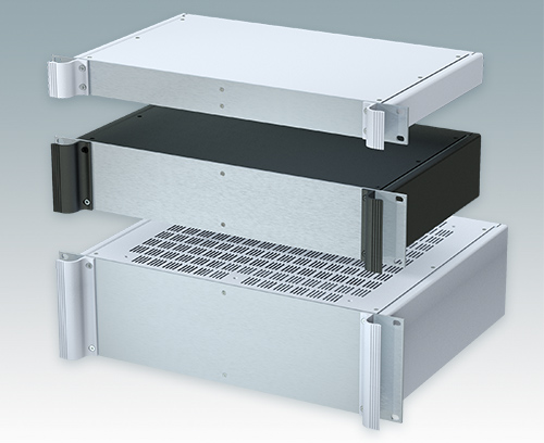 19 inch rack mount enclosures