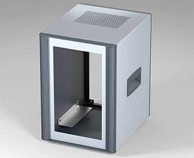 Technomet Tower Enclosures