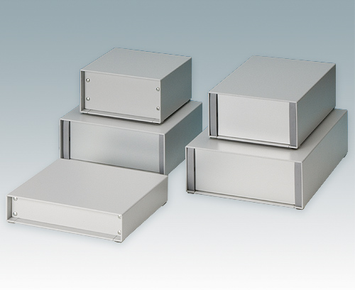 Small and attractive instrument enclosures