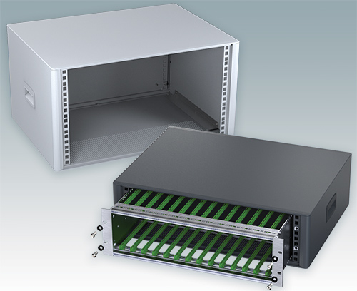 "Technomet 19"" Desktop Rack Enclosures"