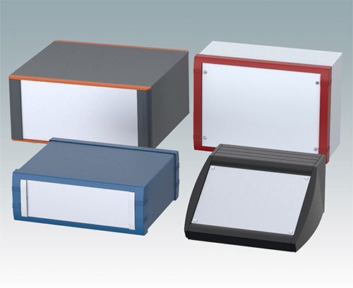Enclosures painted to your requirements