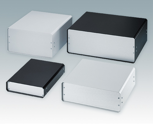 Unicase instrument enclosures
