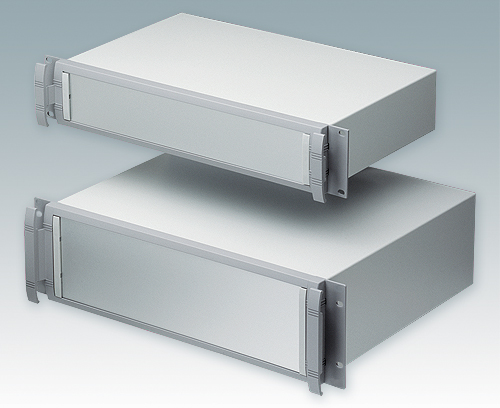 "Modern 19"" rack mount enclosures"